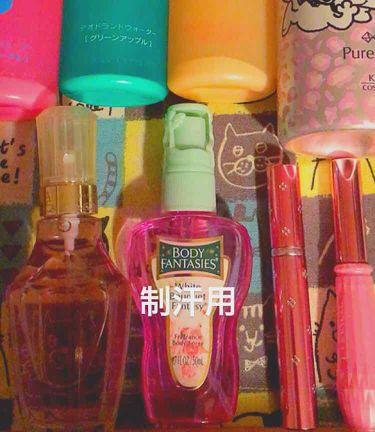 ボディスプレー ホワイトブーケ/ボディファンタジー/香水(その他)を使ったクチコミ(3枚目)
