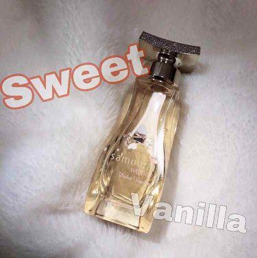 SAKURA🐰さんの「サムライウーマンドルチェ バニラ オードパルファム<香水(レディース)>」を含むクチコミ