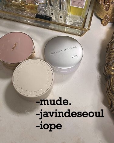 【画像付きクチコミ】最近追加の#クッションファンデ𝗺𝘂𝗱𝗲.ʜᴜɢᴄᴜsʜɪᴏɴ21ɴᴀᴛᴜʀᴀʟSᴘғ50+,ᴘᴀ+++#mude新作のクッション。くすみピンクのパッケージ可愛すぎる💘持ってるだけでテンション上がります💖肌に載せるとクーリング感もあり密...