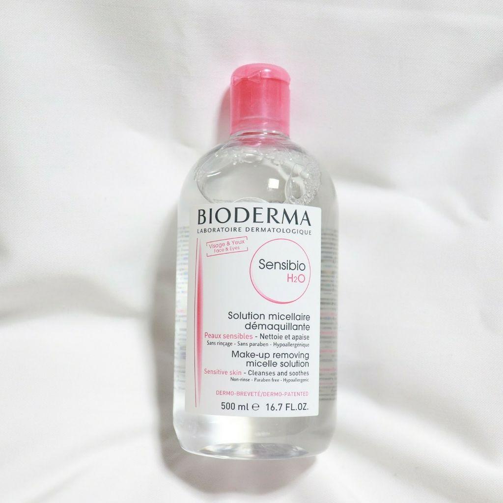 BIODERMA卸妝水商品實物