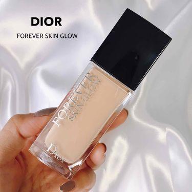 ディオールスキン フォーエヴァー フルイド グロウ/Dior/リキッドファンデーション by rena18.cosme