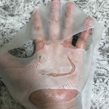 EGTタイムトックスアンプルマスクEX/MEDIHEAL/シートマスク・パックを使ったクチコミ(3枚目)