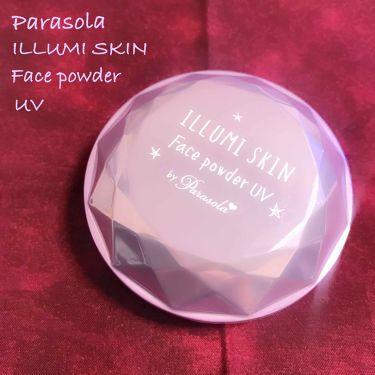 SAORI💜さんの「パラソーラパラソーラ イルミスキン フェイスパウダー UV<プレストパウダー>」を含むクチコミ
