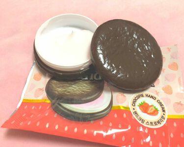 Kanami🐨さんの「the SAEM(ザセム/韓国)the semu  チョコパイ ハンドクリーム グレープフルーツ<ハンドクリーム・ケア>」を含むクチコミ