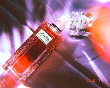 ミス ディオール アブソリュートリー ブルーミング ローラー パール/Dior/香水(レディース)を使ったクチコミ(3枚目)