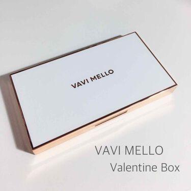 ✧ мai ✧さんの「VAVI MELLO(バビメロ)バレンタインボックス<パウダーアイシャドウ>」を含むクチコミ