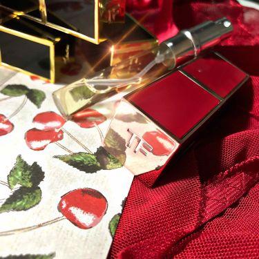 ロストチェリーオードパルファムスプレィ/TOM FORD BEAUTY/香水(レディース)を使ったクチコミ(1枚目)