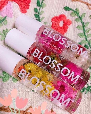 社畜系女子さんの「Blossomキャンディ ブロッサム リップグロス<リップグロス>」を含むクチコミ