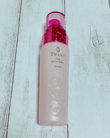 タイムリフレッシャーt/TWANY/美容液を使ったクチコミ(1枚目)