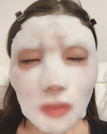もこもこ白泡マスク/LITS/洗い流すパック・マスクを使ったクチコミ(2枚目)