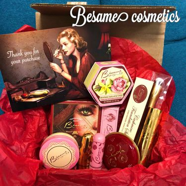 CLASSIC LIP STICK/Besame Cosmetics/口紅を使ったクチコミ(1枚目)