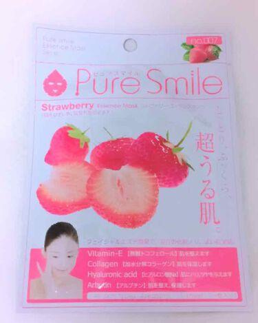 Pure Smile(ピュアスマイル) ストロベリーエキス