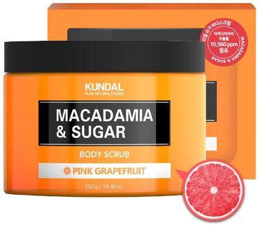 シュガーボディスクラブ ピンクグレープフルーツ Pink Grapefruit