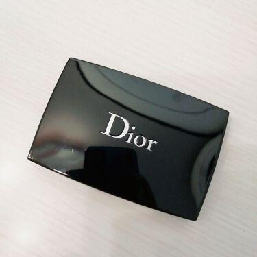 ディオールスキン フォーエヴァー コンパクト エクストレム コントロール/Dior/パウダーファンデーションを使ったクチコミ(1枚目)