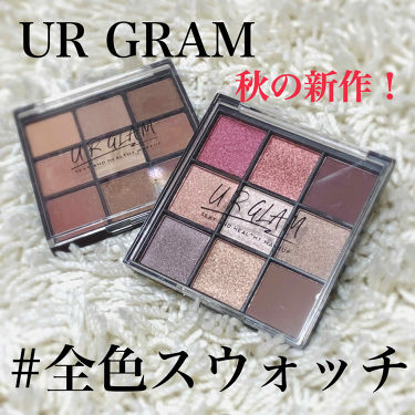 UR GLAM BLOOMING EYE COLOR PALETTE/DAISO/パウダーアイシャドウ by mint❥