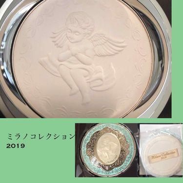 ミラノコレクション2019(カネボウ)/カネボウ ミラノコレクション/プレストパウダーを使ったクチコミ(1枚目)