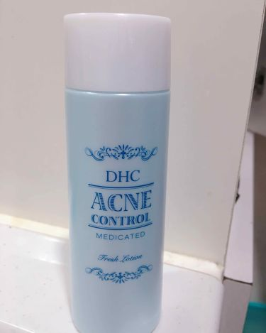 薬用アクネコントロール フレッシュ ローション/DHC/化粧水を使ったクチコミ(2枚目)