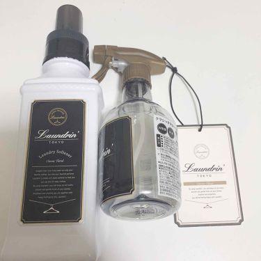 澪(ミオ)さんの「ランドリン柔軟剤 クラシックフローラル<香水(その他)>」を含むクチコミ