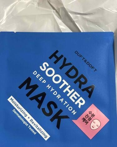 ハイドラスーザー ディープハイドレーションマスク/DUFT&DOFT/シートマスク・パックを使ったクチコミ(1枚目)