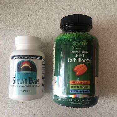 SUGAR BAN/ソースナチュラルズ(Source Naturals)/ボディシェイプサプリメントを使ったクチコミ(1枚目)