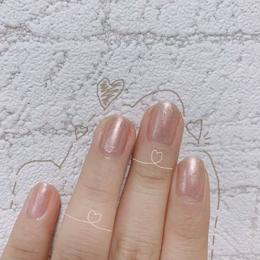 Peel Off manicure (TM ピール オフ マニキュア)/Peel Off manicure/マニキュアを使ったクチコミ(3枚目)