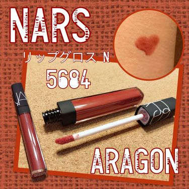 リップグロス N/NARS/リップグロス by モニカ