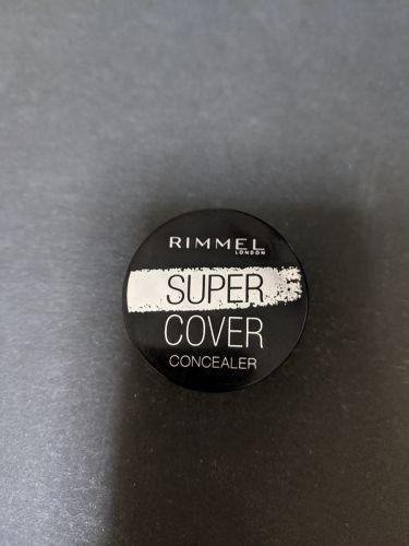 スーパーカバー コンシーラー/リンメル/コンシーラーを使ったクチコミ(1枚目)