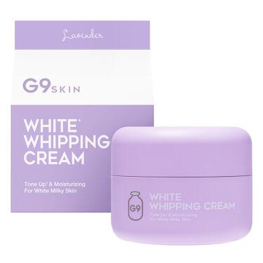 WHITE WHIPPING CREAM(ウユクリーム) ラベンダー