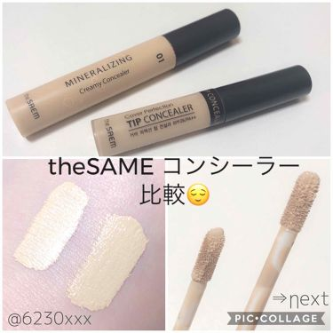 カバーパーフェクト チップ コンシーラー/the SAEM/コンシーラー by N♥