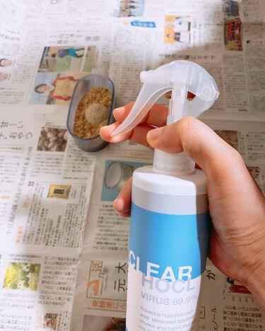 あっぴー🐣フォロバ100 on LIPS 「Day'soff次亜塩素酸水除菌スプレー他の除菌剤と比べても安..」(2枚目)