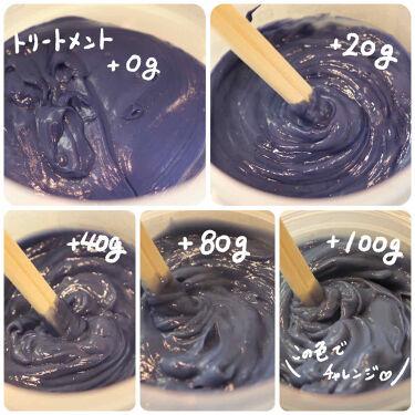 ANCELS COLOR BUTTER/エンシェールズ/洗い流すヘアトリートメントを使ったクチコミ(2枚目)