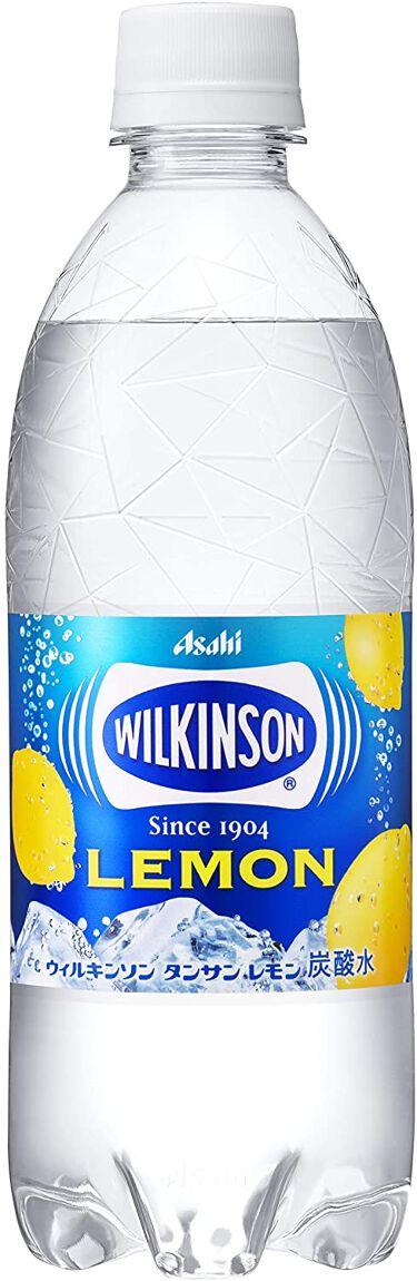 Wilkinson Tansan (ウィルキンソン タンサン/炭酸水) レモン PET 500ml