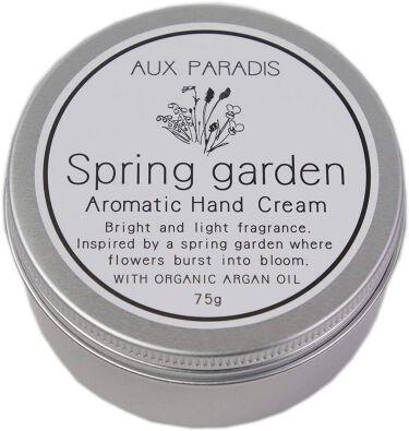 アロマティック ハンドクリーム Spring garden