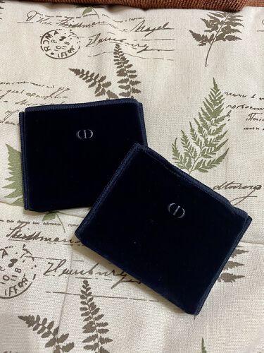 トリオ ブリック パレット<ピュア グロウ>/Dior/パウダーアイシャドウを使ったクチコミ(2枚目)