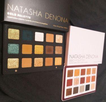 NATASHA DENONA  BIBA PALETTE/Natasha Denona/パウダーアイシャドウを使ったクチコミ(3枚目)