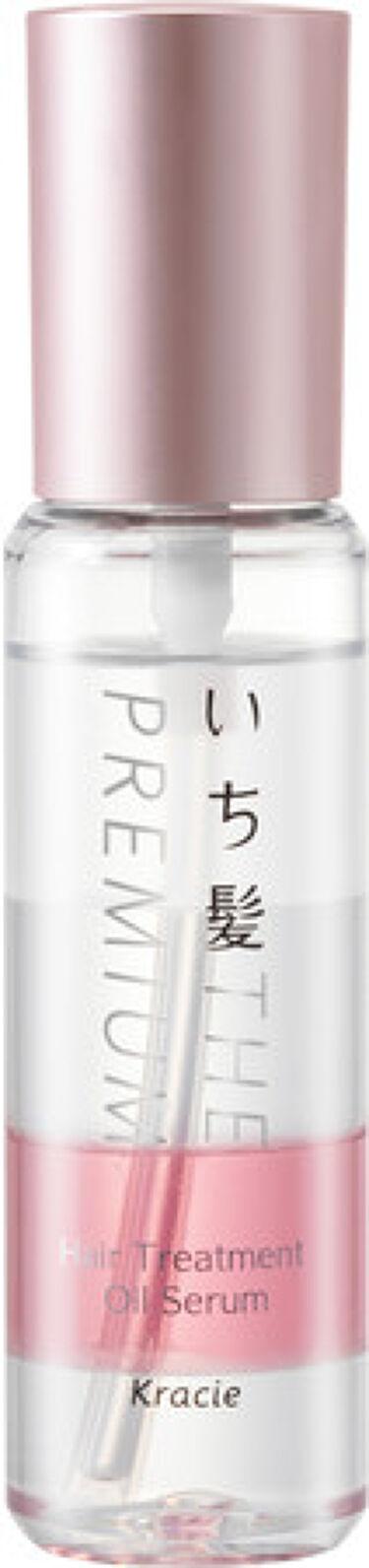 2021/7/9発売 いち髪 THE PREMIUM 4Xシャインシェイク美容液オイル