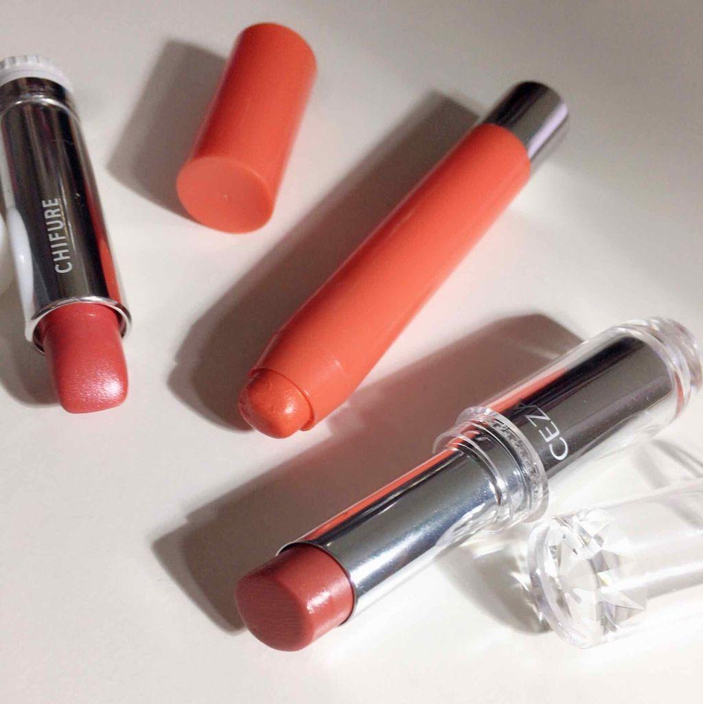 【プチプラ限定】オレンジカラーの口紅15選!イエベ・ブルべ別に似合う色味を紹介!のサムネイル
