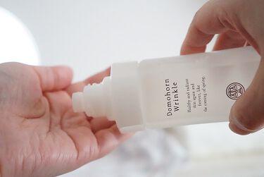 保湿液/ドモホルンリンクル/化粧水を使ったクチコミ(8枚目)