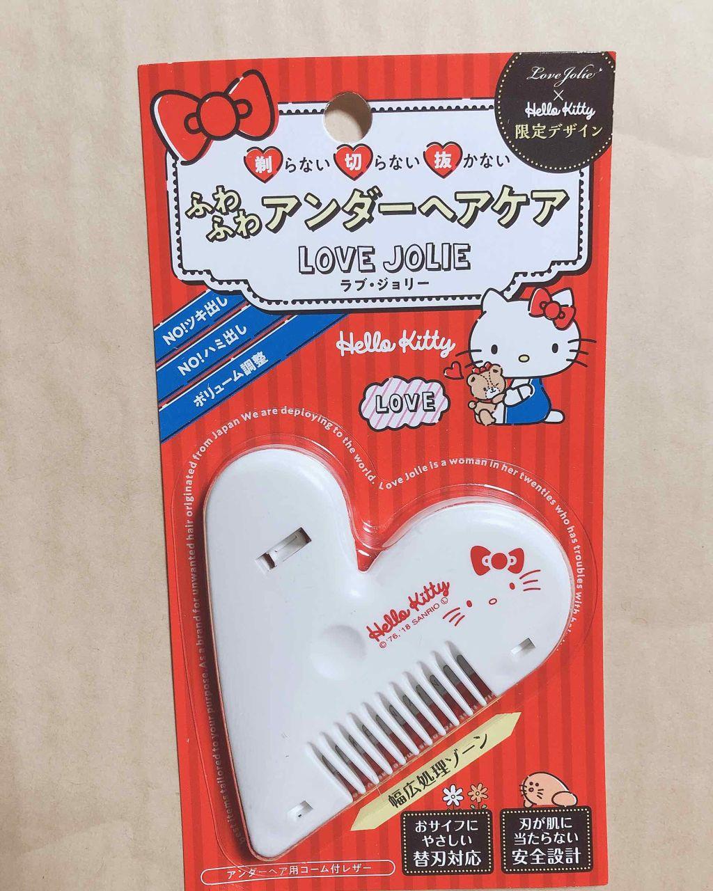 韓国で即完売・大人気!アンダーヘアを整える「ラブジョリー」から限定セットが発売