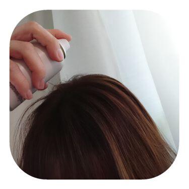 #髪のベタつきリセットスプレー/ルシードエル/ヘアスプレー・ヘアミストを使ったクチコミ(3枚目)
