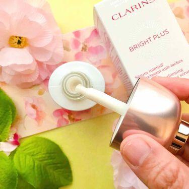 ブライトプラス ブライトニング セラム/CLARINS/美容液を使ったクチコミ(3枚目)