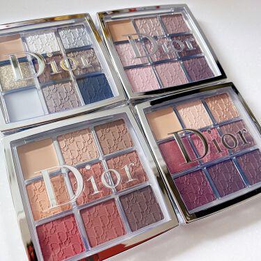 ディオール バックステージ アイ パレット/Dior/パウダーアイシャドウを使ったクチコミ(1枚目)