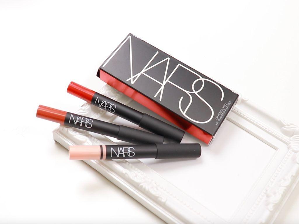 NARSのリップペンシル、使ったことある?