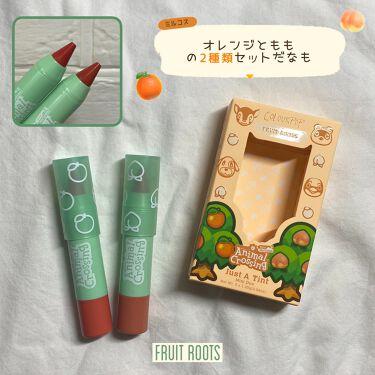 lip tint mini kit set/ColourPop/口紅を使ったクチコミ(3枚目)