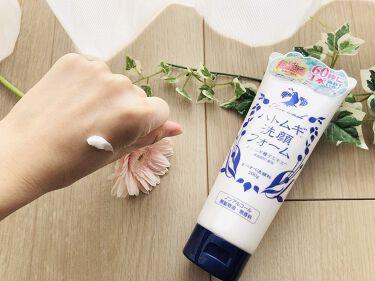 ハトムギ洗顔フォーム/株式会社イヴ/洗顔フォームを使ったクチコミ(2枚目)