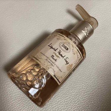 ハンドソープ(ボトル)/SABON/ハンドクリーム・ケアを使ったクチコミ(1枚目)