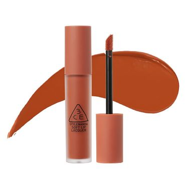 SOFT LIP LACQUER #TAWNY RED