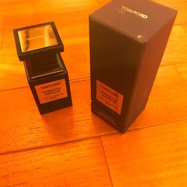 タバコ・バニラ オード パルファム スプレィ/TOM FORD BEAUTY/香水(メンズ)を使ったクチコミ(2枚目)