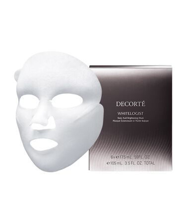 ホワイトロジスト ブライトニング マスク