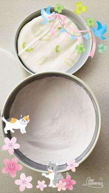 シッカロールナチュラル 植物生まれのベビーパウダー 紅茶の香り/和光堂/その他ボディケアを使ったクチコミ(2枚目)